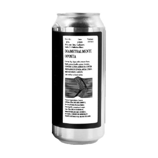 Cerveja Devaneio do Velhaco Diametralmente Oposta, 473ml