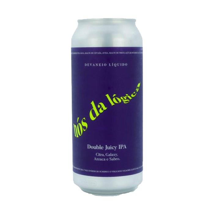 Cerveja Devaneio do Velhaco Nós da Lógica, 473ml