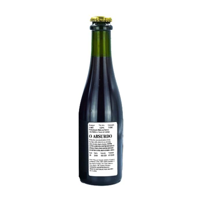 Cerveja Devaneio do Velhaco O Absurdo, 375ml