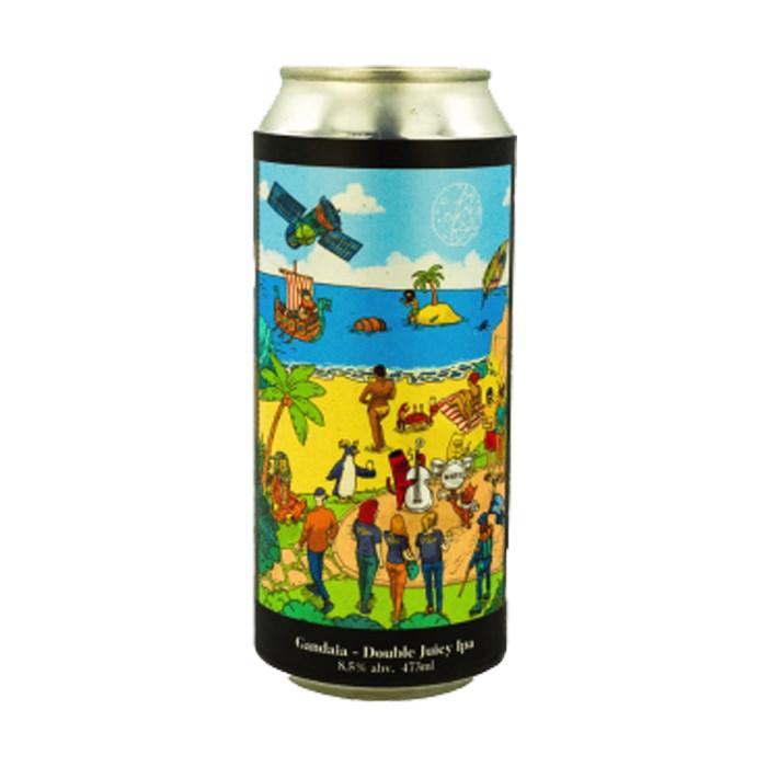 Cerveja Devaneio do Velhaco Onde Está o Gole? - Gandaia, 473ml