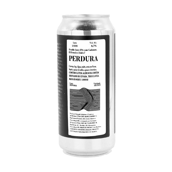 Cerveja Devaneio do Velhaco Perdura, 473ml