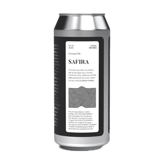 Cerveja Devaneio do Velhaco Safira, 473ml