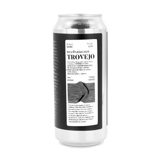 Cerveja Devaneio do Velhaco Trovejo, 473ml
