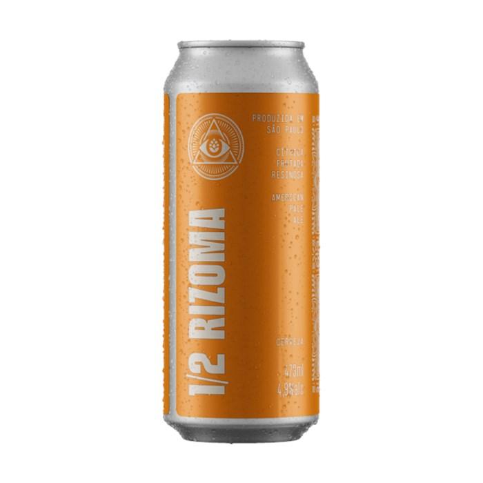 Cerveja Dogma 1/2 Rizoma, 473ml