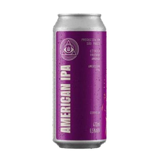 Cerveja Dogma American IPA, 473ml