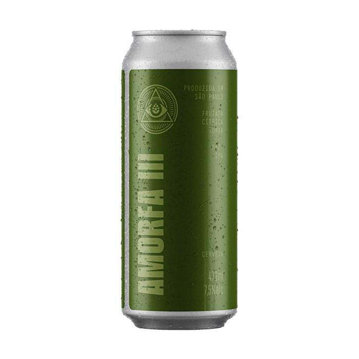 Cerveja Dogma Amorfa III, 473ml