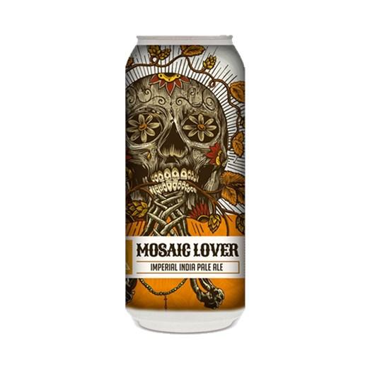 Cerveja Dogma Mosaic Lover, 473ml