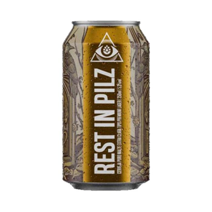 Cerveja Dogma Rest in Pilz, 350ml