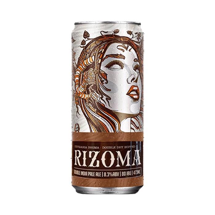 Cerveja Dogma Rizoma, 473ml