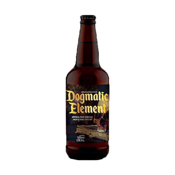 Cerveja Dogmatic Element 2020, 500ml