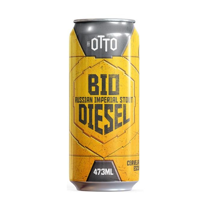 Cerveja Dr Otto Biodiesel, 473ml