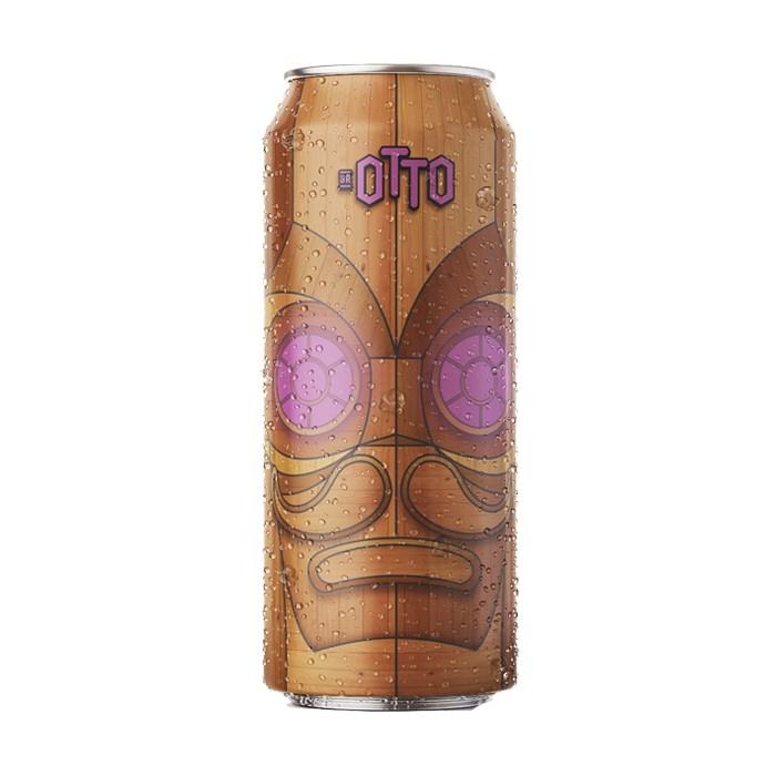 Cerveja Dr Otto Cavalo de Troia Avelã, 473ml
