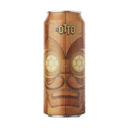 Cerveja Dr Otto Cavalo de Troia Baunilha, 473ml