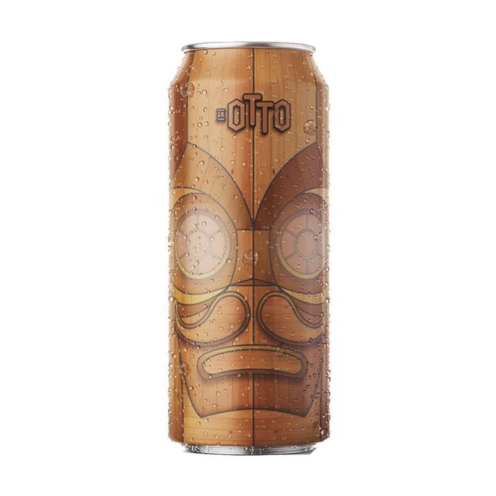 Cerveja Dr Otto Cavalo de Troia Café, 473ml