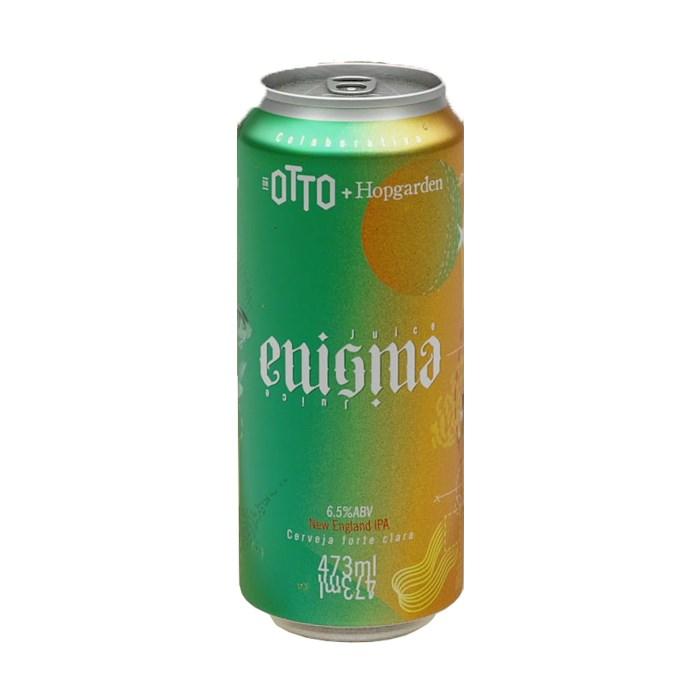 Cerveja Dr Otto Enigma, 473ml