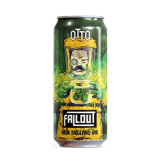 Cerveja Dr Otto Fallout, 473ml