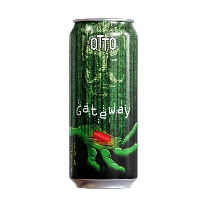 Cerveja Dr Otto Gateway, 473ml