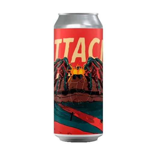 Cerveja Dude Brewing Attack!, 473ml