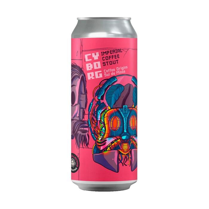 Cerveja Dude Brewing Cyborg, 473ml