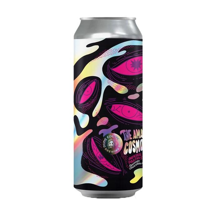 Cerveja Dude The Amazing Cosmos, 473ml