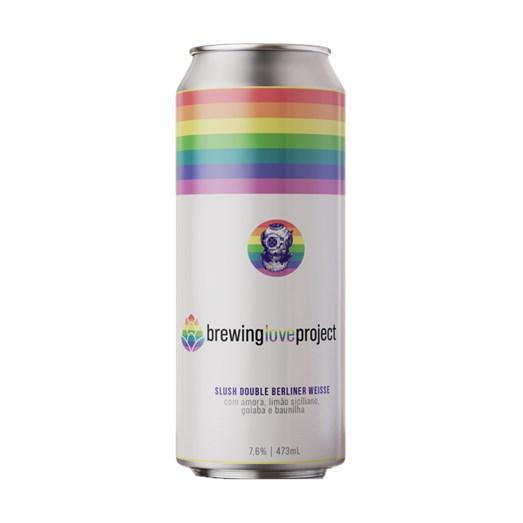 Cerveja Escafandrista Brewing Love Project, 473ml