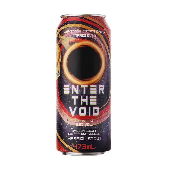 Cerveja Escafandrista Enter The Void, 473ml