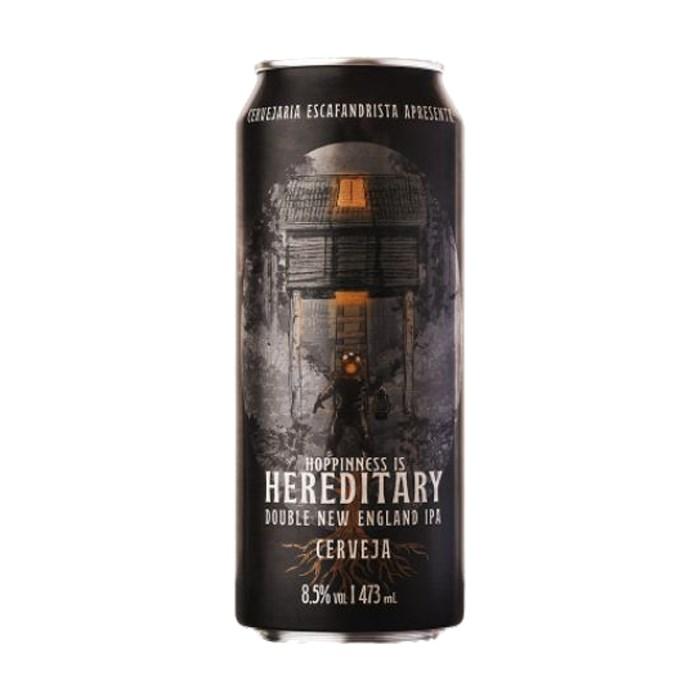 Cerveja Escafandrista Hereditary, 473ml