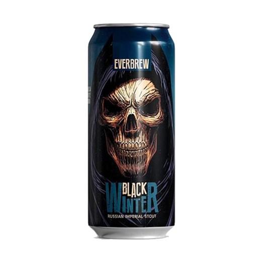 Cerveja Everbrew Black Winter, 473ml