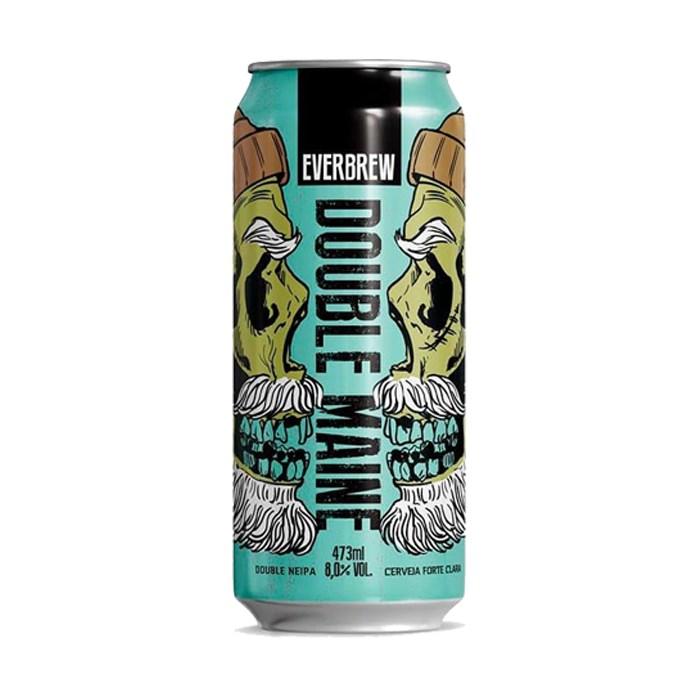 Cerveja EverBrew Double Maine, 473ml