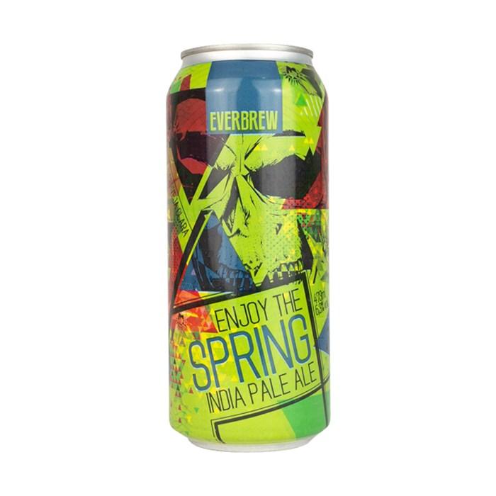 Cerveja EverBrew Enjoy The Spring, 473ml