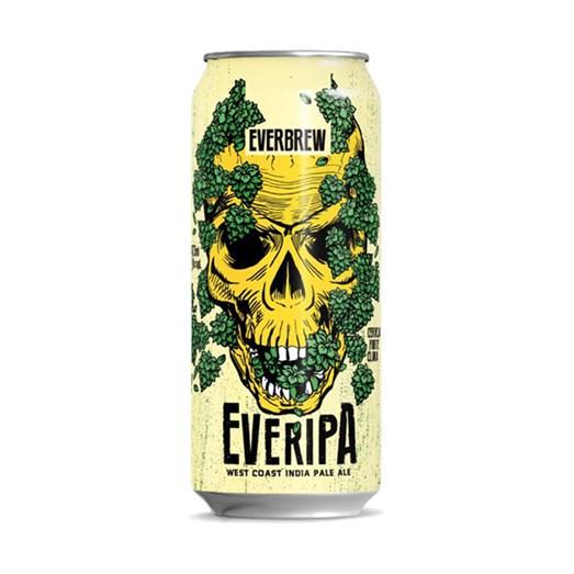 Cerveja Everbrew EverIPA 473ml