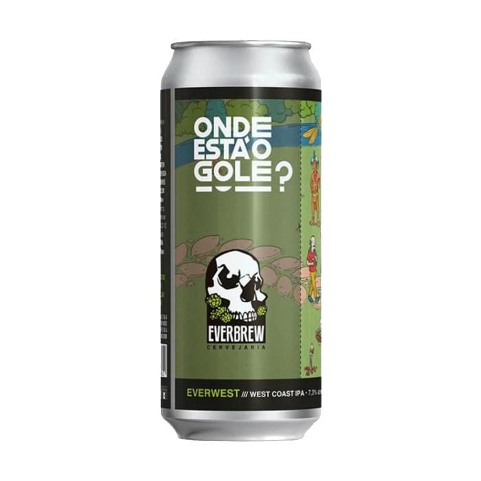 Cerveja EverBrew EverWest - Onde Está o Gole?, 473ml
