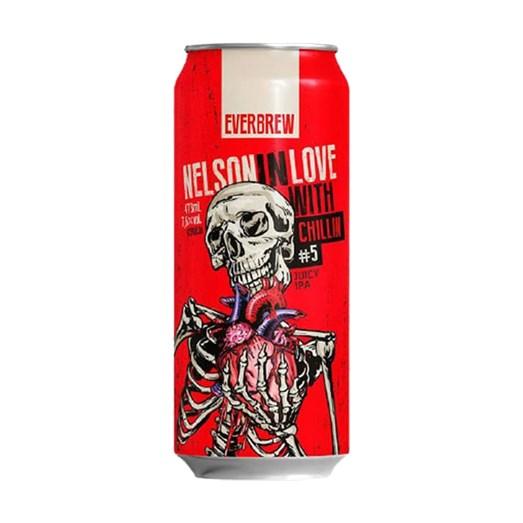 Cerveja EverBrew Nelson in Love Chillin #5, 473ml