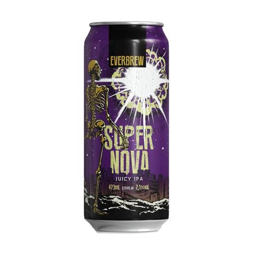 Cerveja EverBrew Supernova, 473ml