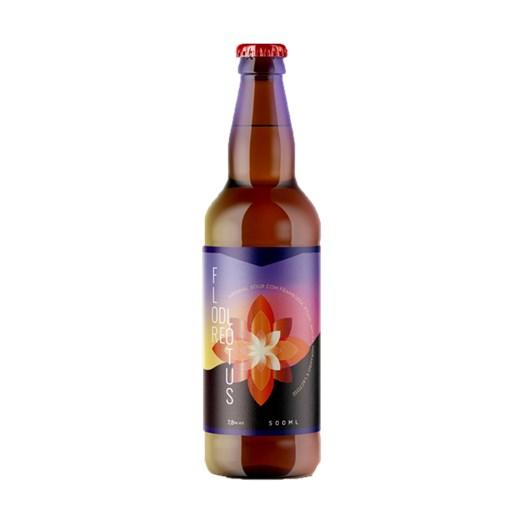 Cerveja Hankzbier Flor de Lótus, 500ml