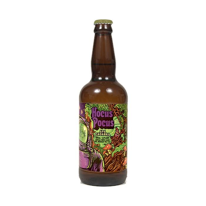 Cerveja Hocus Pocus APA Cadabra, 500ml