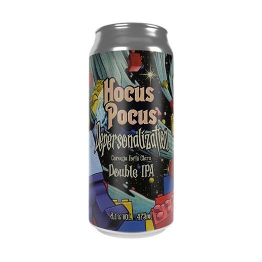Cerveja Hocus Pocus Depersonalization, 473ml