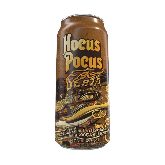 Cerveja Hocus Pocus Ego Death, 473ml