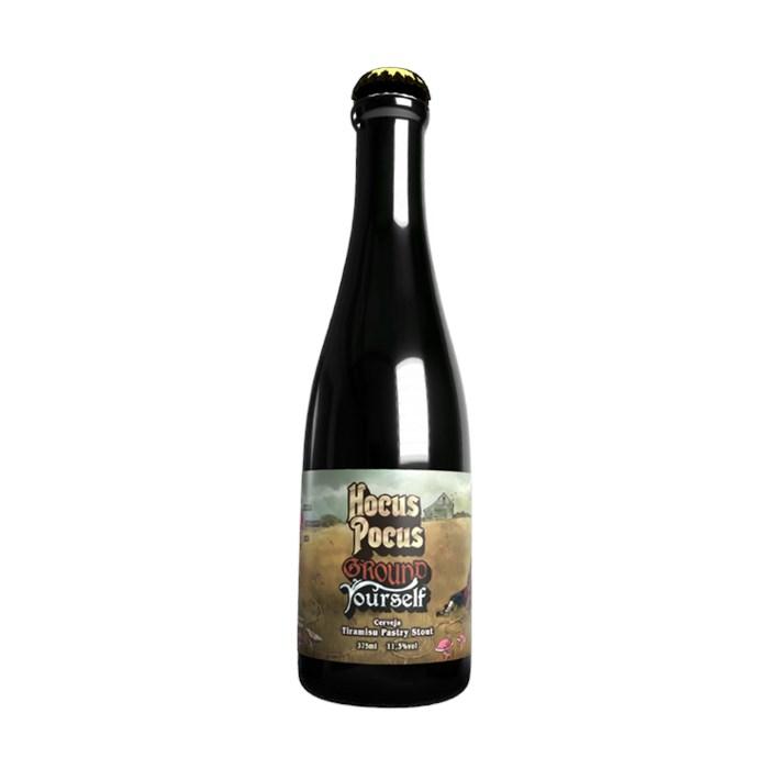 Cerveja Hocus Pocus Ground Yourself, 375ml