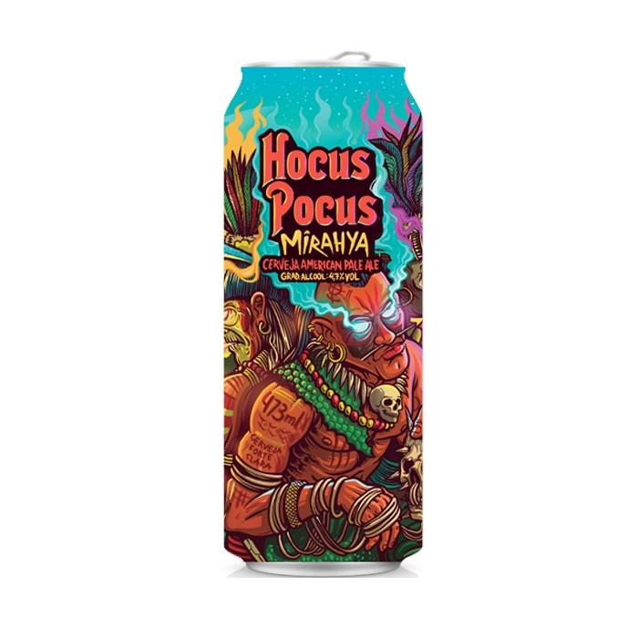 Cerveja Hocus Pocus Mirahya, 473ml