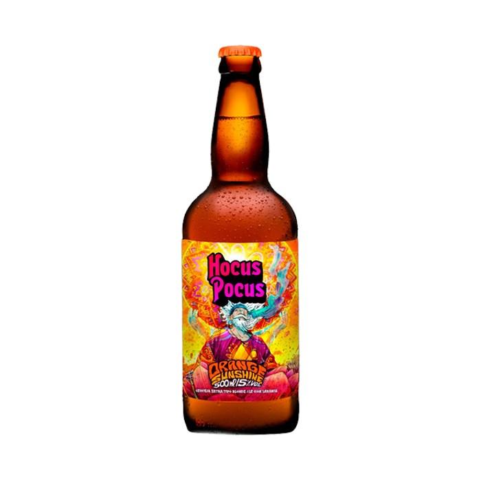 Cerveja Hocus Pocus Orange Sunshine, 500ml