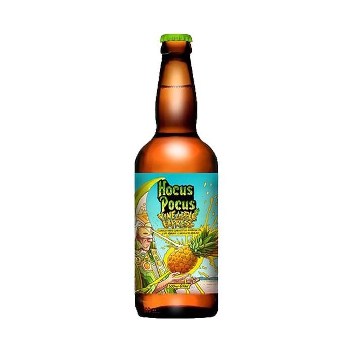 Cerveja Hocus Pocus Pineapple Express, 500ml