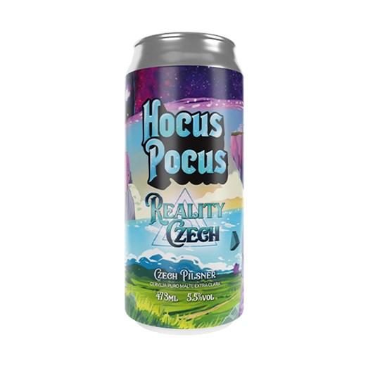 Cerveja Hocus Pocus Reality Czech, 473ml