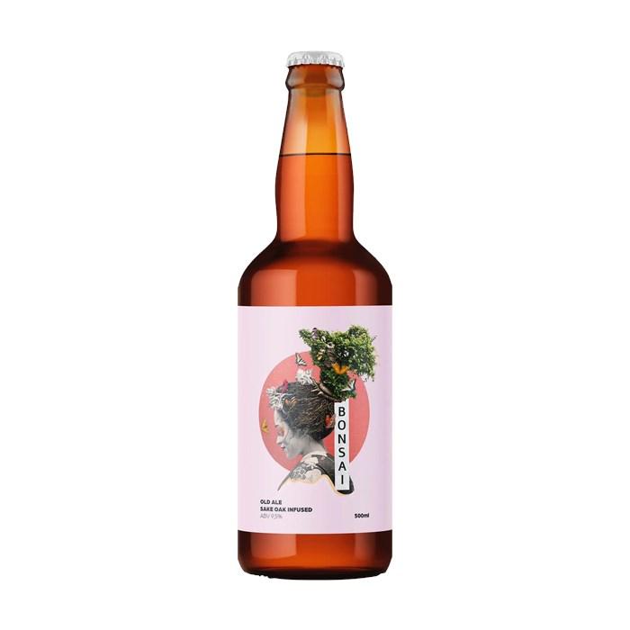 Cerveja HopMundi Bonsai, 500ml