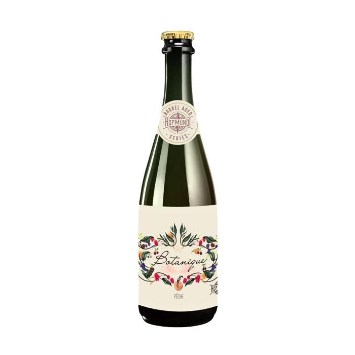Cerveja HopMundi Botanique Pêche, 375ml