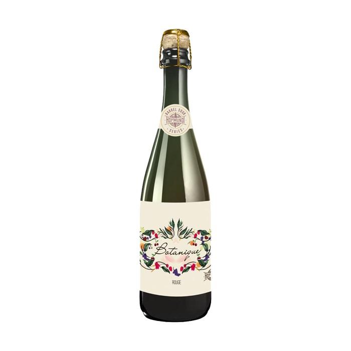 Cerveja HopMundi Botanique Rouge, 375ml