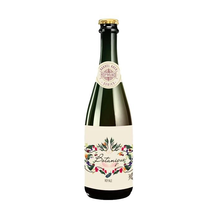 Cerveja HopMundi Botanique Royale, 375ml