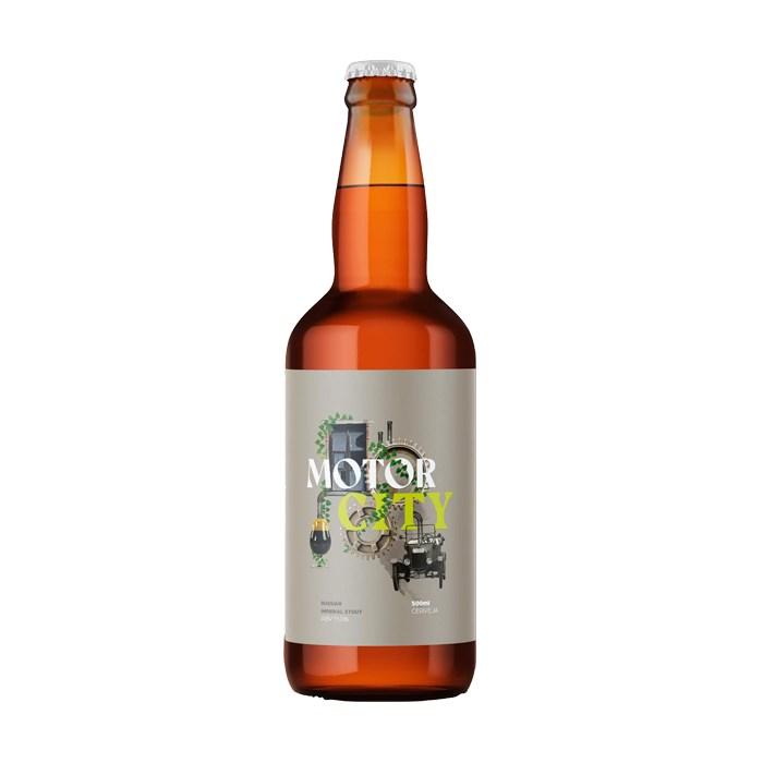 Cerveja HopMundi Motor City, 500ml