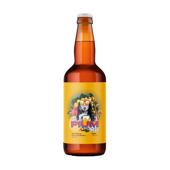 Cerveja HopMundi Pium, 500ml