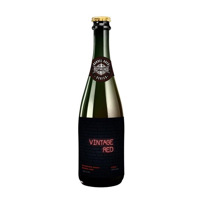 Cerveja HopMundi Vintage Red, 375ml